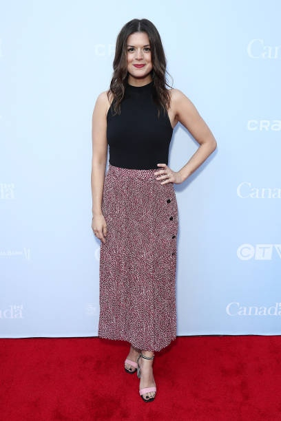 Priscilla Faia - Canadian Nominees Reception - 71st Primetime Emmy Awards - September 21, 2019